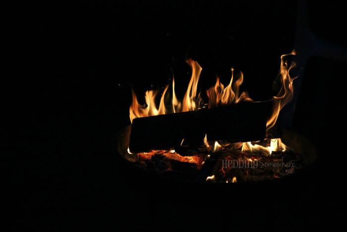 109 bonfire