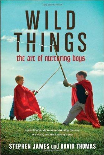 Wild things the art of nurturing boys